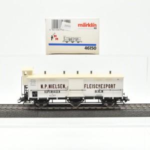 Märklin 46150 Fleischtransportwagen, Ep. I, (20595)