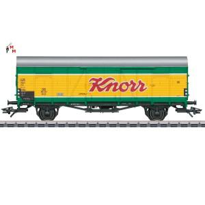 "(Neu) Märklin MHI 46167 Ged. Güterwagen ""Knorr"", Ep.III,"