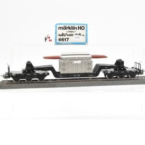 """Märklin 4617.4 Trafowagen """"Trafo Union"""", (21724)"""