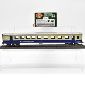 HAG 462 Eilzugwagen EW 1, 1./2.Kl. der BLS, (25260)