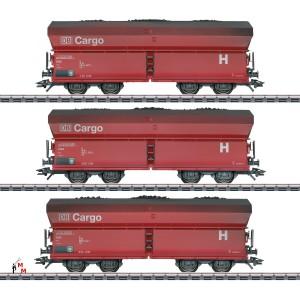 (Neu) Märklin MHI 46238 Selbstentladewagen-Set 1, DB AG,