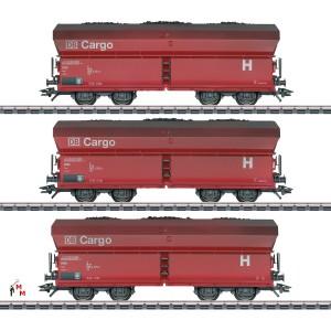 (Neu) Märklin MHI 46239 Selbstentladewagen-Set 2, DB AG,