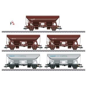 (Neu) Märklin 46307 Selbstentladewagen-Set, der CFL, Ep.VI,