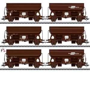 (Neu) Märklin 46308 Selbstentladewagen-Set, der ÖBB, Ep.VI,