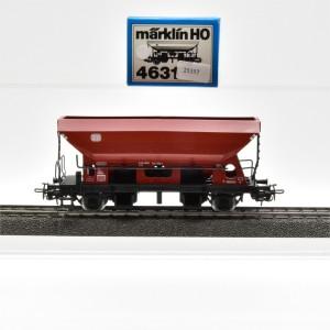 Märklin 4631.2 Drehschieber-Seitenentladewagen, (25357)