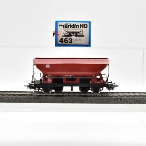 Märklin 4631.2 Drehschieber-Seitenentladewagen, (25377)