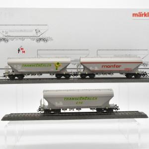 """Märklin 46321 Wagenset """"3 Silowagen"""", (22573)"""