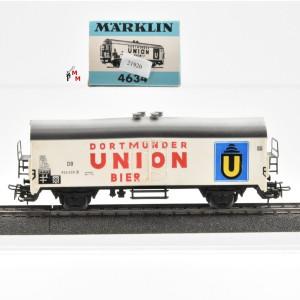 Märklin 4634.2 Bierwagen Dortmunder Union Bier, (21920)