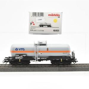 Märklin 46451 Chlorgas-Kesselwagen VTG der DB, (21860)