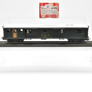 Hag 465 Eilzug-Gepäckwagen der BLS, (25250)