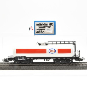 """Märklin 4650.1 Kesselwagen """"ESSO"""", (20719)"""