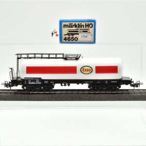 """Märklin 4650.1 Kesselwagen """"ESSO"""", (25368)"""