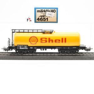 """Märklin 4651.1 Kesselwagen """"Shell"""", (22483)"""