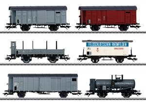 "(Neu) Märklin 46520 Güterwagen-Set zum ""Köfferli"", SBB, Ep.II,"