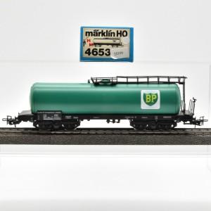 """Märklin 4653.1 Kesselwagen """"BP"""" der DB, (25359)"""