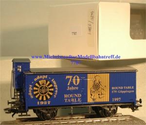 "Märklin 4680/97701 ""70 Jahre Round Table"", (7787)"