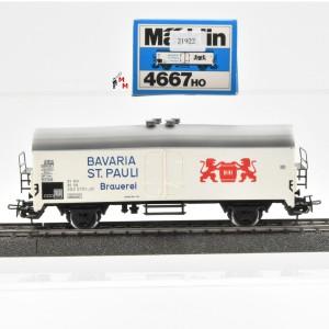 Märklin 4667 Bierwagen Bavaria St. Pauli, (21922)