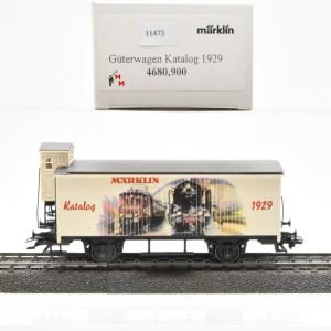Märklin 4680,900 Kalenderwagen 1929, (11473)