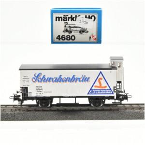 """Märklin 4680 Bierwagen """"Schwabenbräu"""", (21728)"""