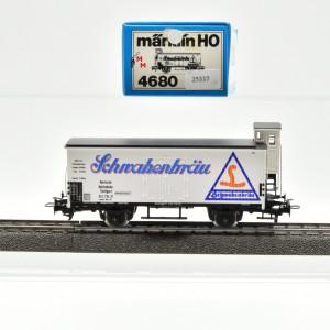 """Märklin 4680 Bierwagen """"Schwabenbräu"""", (25337)"""