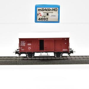 Märklin 4692.1 Gedeckten Güterwagen, (25306)
