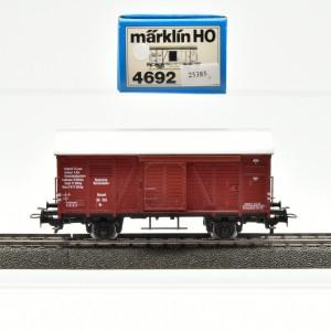 Märklin 4692.1 Gedeckten Güterwagen, (25385)
