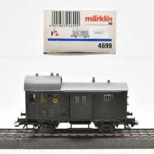 Märklin 4699.10 Güterzug-Begleitwagen, (20667)