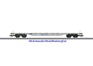 (Neu) Märklin 47106 Container-Tragwagen Sgnss, SBB Cargo, Ep.VI,
