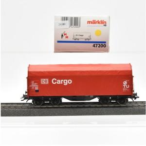 Märklin 47200 Transportwagen für Walzstahl-Coils, (21189)