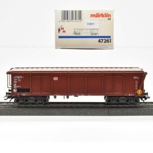 Märklin 47261 Rolldachwagen der DB AG, (21857)