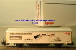 """Märklin 4735.030 Sonderwagen """"Steuern + Schalten"""", (11453)"""
