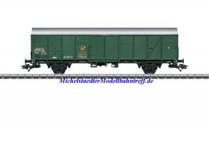 (Neu) Märklin 47360 Transportbahnpostwagen DB, Ep. IV,