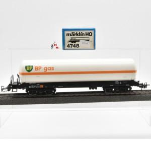 Märklin 4748.1 Kesselwagen BP gas, (21110)