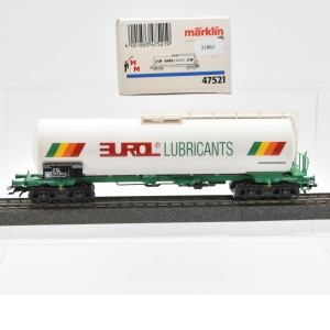 "Märklin 47521 Kesselwagen ""EUROL Lubricants"", ÖBB, (21863)"