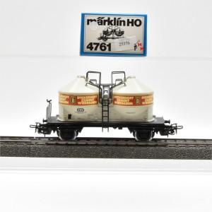 """Märklin 4761.1 Saubsilowagen """"Dyckerhoff Zement"""", (25376)"""