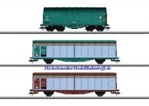 """(Neu) Märklin 47871 Güterwagen-Set """"Italien Epoche VI"""","""