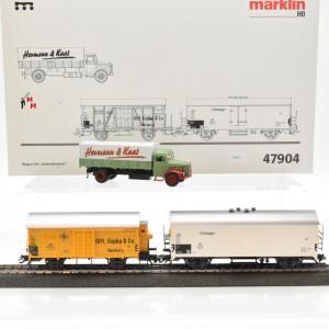 """Märklin 47904 Wagenset """"Kolonialwaren"""", (20614)"""