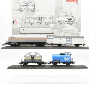 Märklin 4794 Regional-Wagen-Set Nord, (22591)