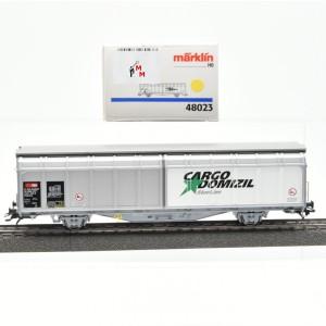 "Märklin 48023 Schiebewandwagen ""Cargo Domizil"", SBB, (21207)"