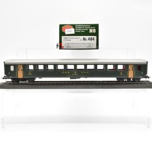 HAG 484 Eilzugwagen EW 1, 2.Kl. der SBB, (25259)