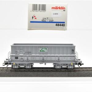 Märklin 48440 Erz-Transport-Wagen der SNCB, (21856)