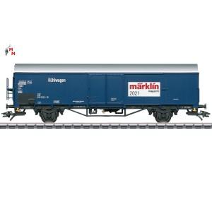 """(Neu) Märklin 48521 """"Märklin Magazin-Wagen 2021"""","""