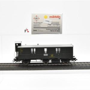 Märklin 48583 Paket-Bahnpostwagen, DB, (21810)