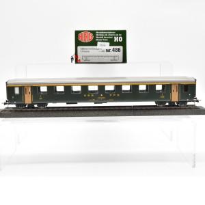 HAG 486 Eilzugwagen EW 1, 1.Kl. der SBB, (25242)