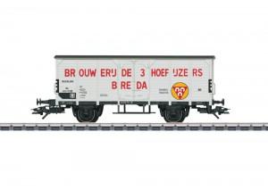 (Neu) Märklin 48772 Oldtimer-Kühlwagen der NS,
