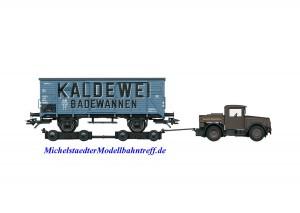 (Neu) Märklin 48822 Straßenroller Culemeyer, DB, Ep.III, MHI,