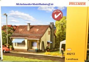 (Neu) Vollmer 49213 Landhaus, (Start und Spar),