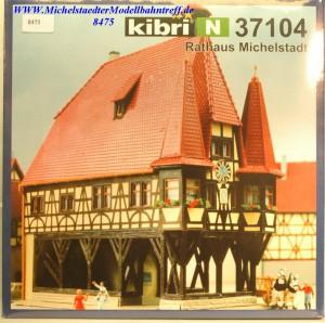 "(Neu) Kibri 37104 ""Spur N ""Rathaus Michelstadt"","