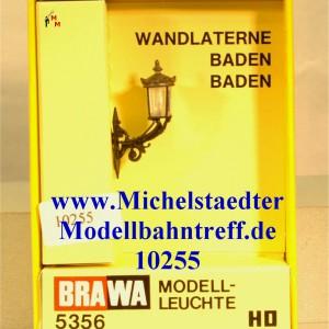 """Brawa 5356 Wandlaterne """"Baden Baden"""", (10255)"""