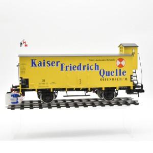 """Märklin 5427 Kühlwagen """"Kaiser Friedrich Quelle"""", ohne OVP, (23263)"""